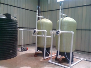 Iron Removal Filter Plant thumbnail image 1