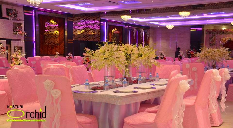 Latest decor trends for indian weddings for Latest wedding decoration