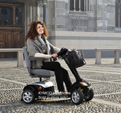 Kymco Super 8 Mobility Scooter thumbnail image 1