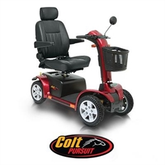 Pride Colt Pursuit Mobility Scooter thumbnail image 1