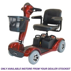 Shoprider Sorrento Mobility Scooter thumbnail image 1