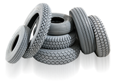 Tyres for Mobility Scooters, Wheelchairs and Power Chairs thumbnail image 1
