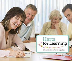 School Improvement including Herts for Learning