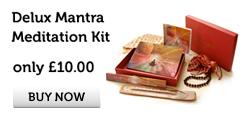 Delux Meditation Kit