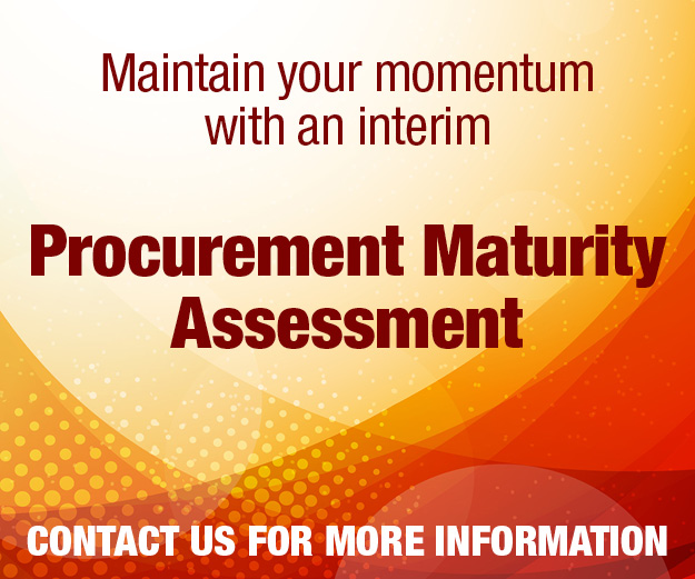 Procurement Maturity Assessment