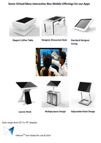 Multi-touch Interactive Mass Displays thumbnail image 1